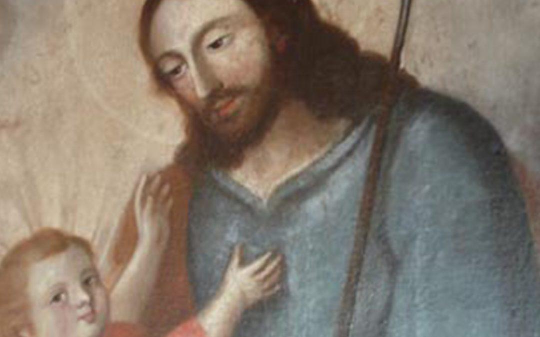 San José, un santo valiente