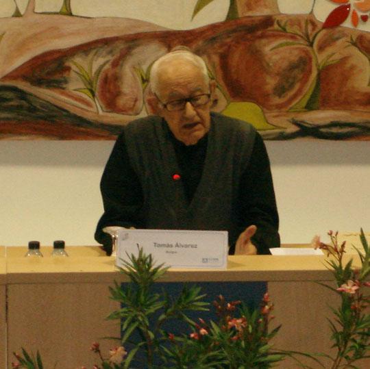Ha muerto el Padre Tomás Álvarez, un gran amigo de santa Teresa