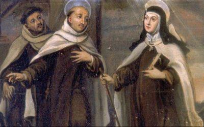 450 aniversario del nacimiento de los Carmelitas Descalzos