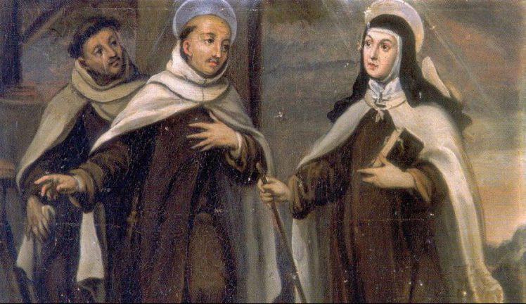 Teresa y Juan de la Cruz