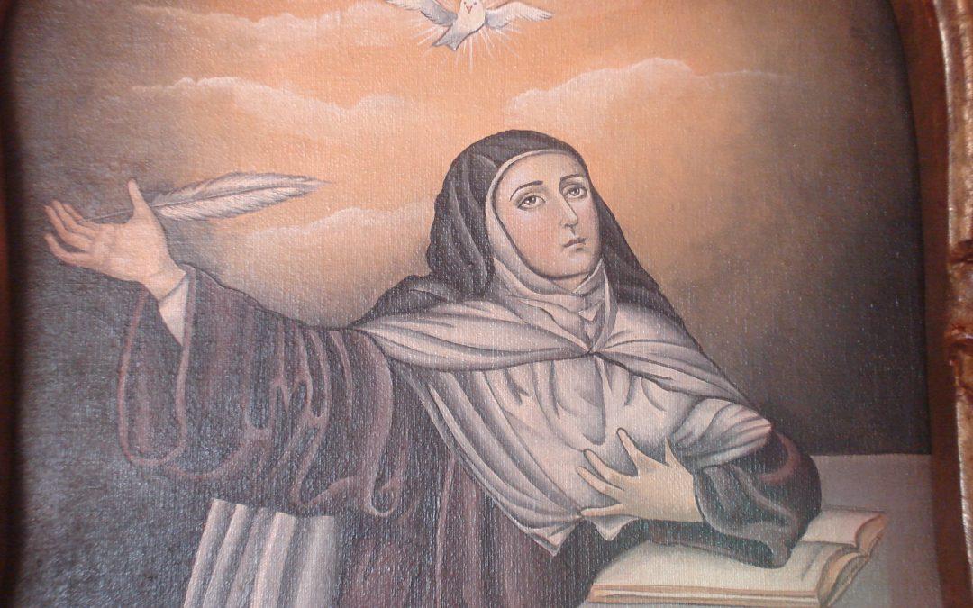 Teresa de Jesús, escritora