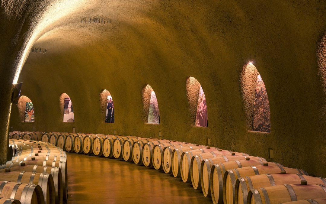 Bodega del vino