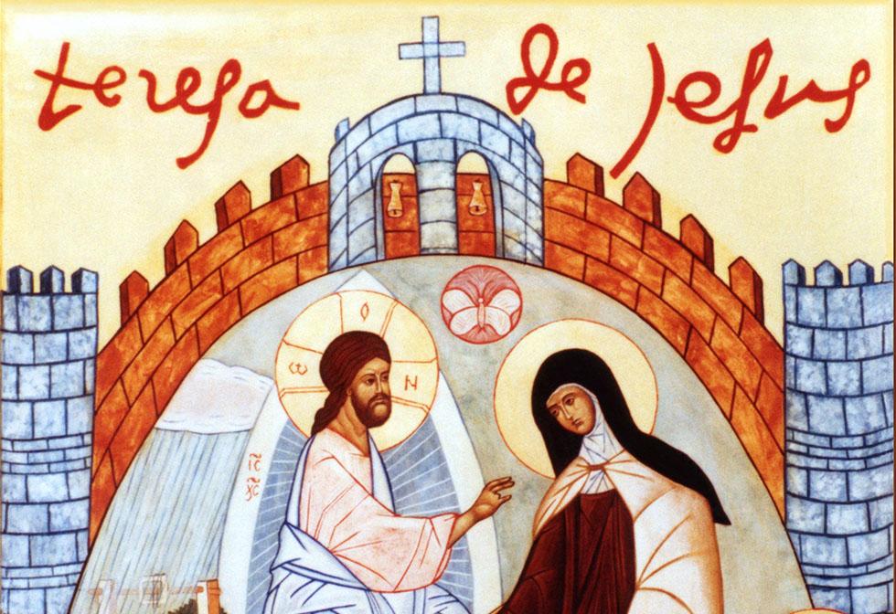 Jesús y Teresa