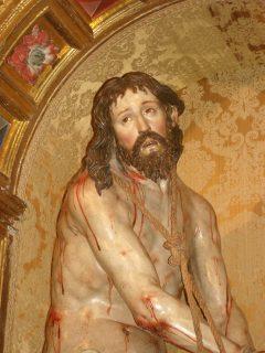 Cristo muy llagado