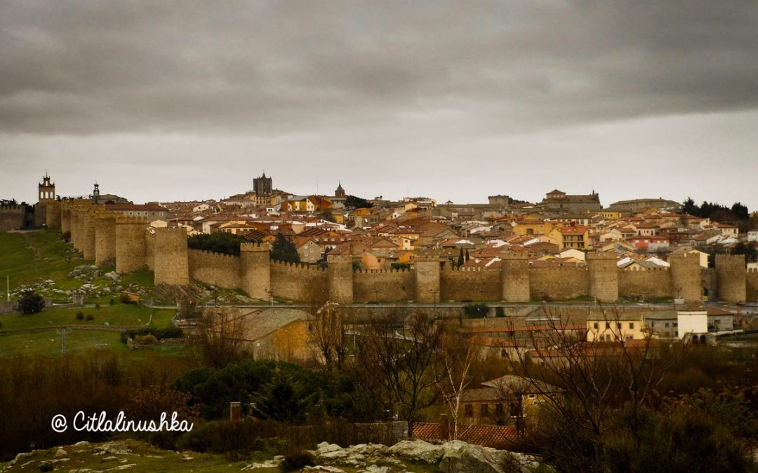 Conoce Ávila, dónde nació santa Teresa de Jesús