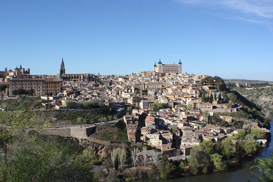 La fundación de santa Teresa en Toledo