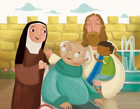 Doctora santa Teresa, amiga en tiempos de pandemia