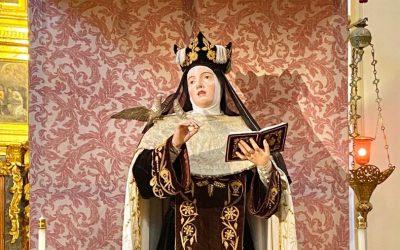 Santa Teresa de Jesús, primera doctora de la Iglesia