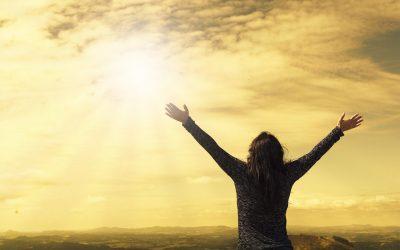 Abrazarse a Dios y confiar